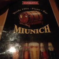 Photo taken at Bar Munich by Jennifer R. on 10/13/2012