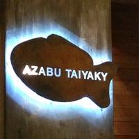 Photo taken at AZABU by eunjeong* on 4/26/2013
