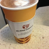 Photo taken at Blenz Coffee by Patchara K. on 4/15/2013