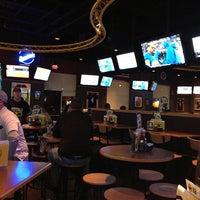Photo taken at Buffalo Wild Wings by Oscar L. on 11/5/2012