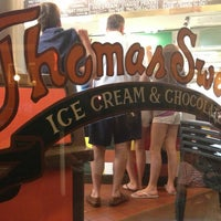 Photo taken at Thomas Sweet Ice Cream Co. by Vivian N. on 7/13/2013