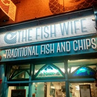 Photo taken at The Fish Wife by Marcin K. on 8/16/2015