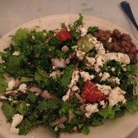 Photo taken at Epsilon Fine Greek Restaurant by Stacey W. on 11/2/2013