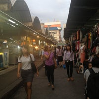 Photo taken at Khlong San Market by Anis W. on 6/17/2013