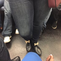Photo taken at MTA Subway - 68th St/Hunter College (6) by Layla G. on 8/11/2016