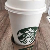 Photo taken at Starbucks by Arnis O. on 5/16/2016