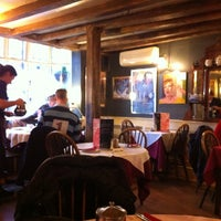 Photo taken at The Polly Tearooms by Tatiana K. on 1/28/2013