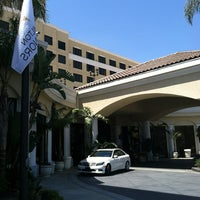 Photo taken at DoubleTree Suites by Hilton Hotel Anaheim Resort - Convention Center by Bunmi A. on 5/30/2013