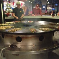 Photo taken at BD's Mongolian Barbeque by Aimee B. on 12/1/2012