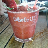 Photo taken at Cabo Grill by Zai H. on 4/24/2013