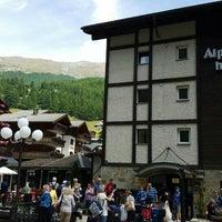 Photo taken at Best Western Alpen Resort Hotel by Jerry A. on 7/13/2015