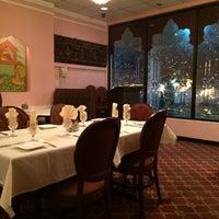 Photo taken at Haandi Fine Indian Cuisine by Tim C. on 3/28/2014