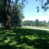 Photo taken at Victoria Park by Shannon G. on 6/17/2013