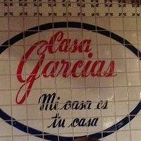 Photo taken at Casa Garcia's Mexican Restaurant by Rocio D. on 5/11/2013
