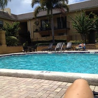 Photo taken at Melrose Court II ~Pool~ by Katrina Eireen M. on 7/10/2014