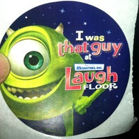Photo taken at Monsters, Inc. Laugh Floor by steve d. on 7/14/2013