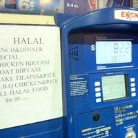 Photo taken at Exxon by Saman H. on 3/16/2013