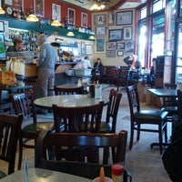 Photo taken at Caffe Puccini by Casey M. on 2/27/2013