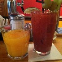 Photo taken at Wishbone Restaurant by Devon H. on 4/21/2013