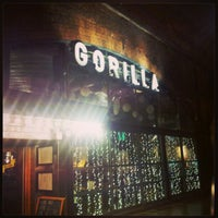 Photo taken at Gorilla by Matt B. on 12/31/2012
