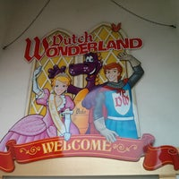 Photo taken at Dutch Wonderland by Mike L. on 7/25/2013