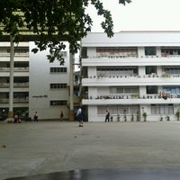 Photo taken at Sacred Heart College by Namnam J. on 6/2/2013
