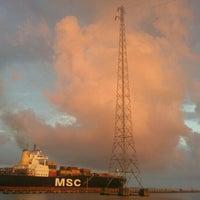 Photo taken at Porto Fusina by Ash M. on 8/25/2015