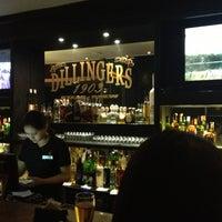 Photo taken at Dillingers 1903 Steak & Brew by Xian P. on 10/12/2012