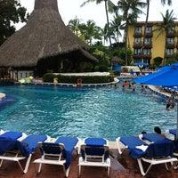Photo taken at Hacienda Hotel & Spa by Luis G. on 7/11/2013