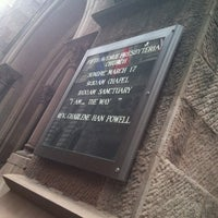Photo taken at Fifth Avenue Presbyterian Church by Dana H. on 3/17/2013