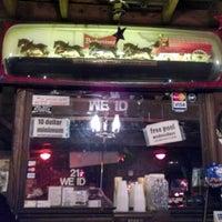 Photo taken at Longbranch Saloon by PatrickKTown on 4/26/2014