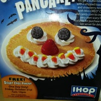 Photo taken at IHOP by Ayesha A. on 10/31/2014