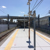 Photo taken at Sugano Station (KS15) by ふかした芋 on 5/18/2014