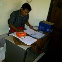 Photo taken at Bappeda Kab. Semarang by Yudhi W. on 11/14/2012