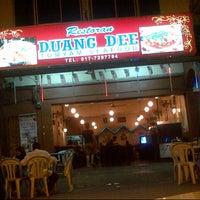 Photo taken at Restoran Duang Dee by Saffuan Z. on 3/24/2014
