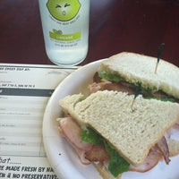 Photo taken at Great Harvest Bread Company by Brittany T. on 1/19/2013