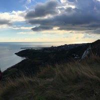 Photo taken at Folkestone by Lara Y. on 10/9/2016