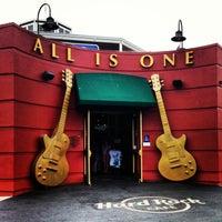 Photo taken at Hard Rock Cafe San Francisco by Vinay on 3/27/2013