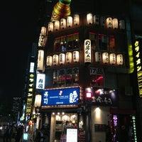 Photo taken at 魚がし日本一 新橋日比谷口店 by Sunwook C. on 5/30/2013