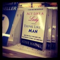 Photo taken at Jarir Bookstore by sandy w. on 4/14/2013