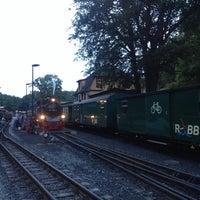 Photo taken at Bahnhof Göhren by Moritz B. on 7/9/2016