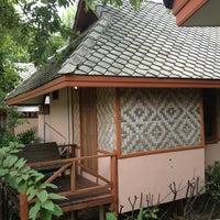 Photo taken at Pai Herb Resort by Carolina F. on 7/25/2013