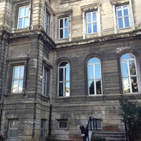Photo taken at İstanbul Teknik Üniversitesi by Ege S. on 10/30/2012