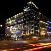 Photo taken at Aloft Tallahassee Downtown by Brian L. on 12/7/2012