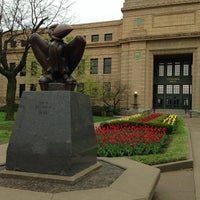 Photo taken at Strong Hall by Roy L. on 4/27/2013