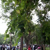 Photo taken at มหาลัยเชียงใหม่ by Parin D. on 5/12/2014