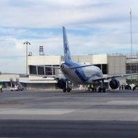 Photo taken at Monterrey International Airport (MTY) by Rolando N. on 1/18/2013