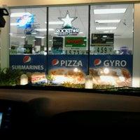 Photo taken at Chevron by Wolfie. on 1/22/2013