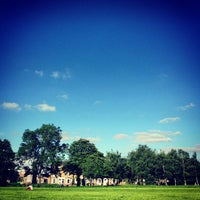 Photo taken at Wandsworth Common by James M. on 6/8/2013