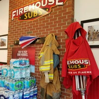 Photo taken at Firehouse Subs by Tom B. on 9/9/2016